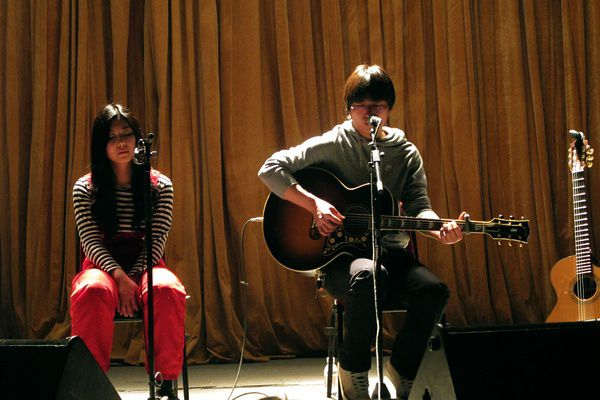 李志最早的乐队成员